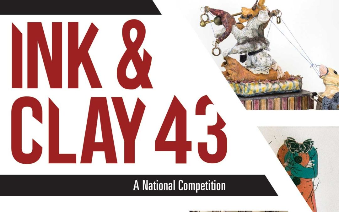 Ink & Clay 43 Exhibition Details