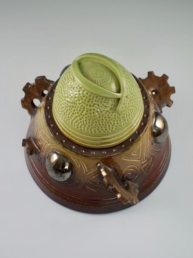 The Jar of Agadalek by Kevin Eaton